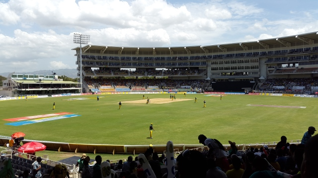 Sabina Park...a picture of perfection